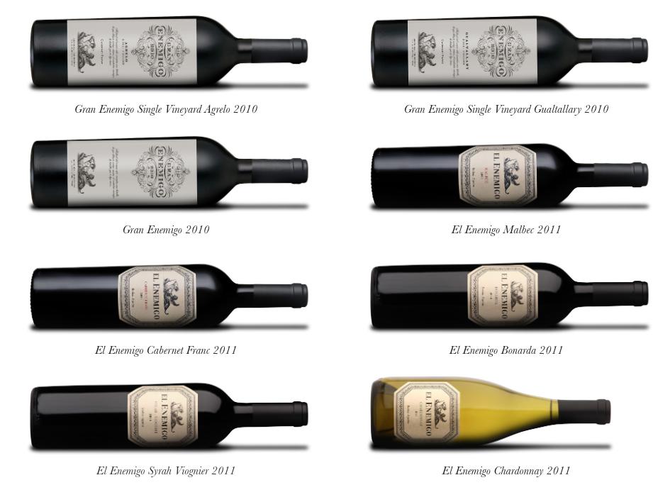 El Enemigo Wines Venta OnLine